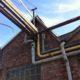 Demontage von Dampfleitungen in Wirges